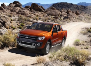 Ranger Wildtrack: Ford is said to be planning a 'hero' model