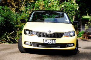Fabia: more space inside than its light category rivals