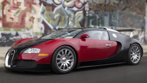 2006 Bugatti Veyron, chassis number 001