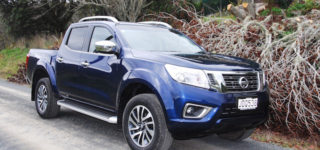 Automotive News NZ - New Nissan Navara engine tops workhorse