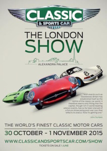 Classic-Sports-Car-London-Show