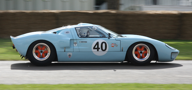 8. Ford GT40