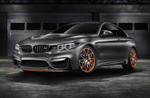 Concept M4 GTS seen at Pebble Beach Concours