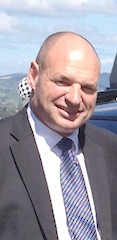 Hyundai NZ general manager Andy Sinclair