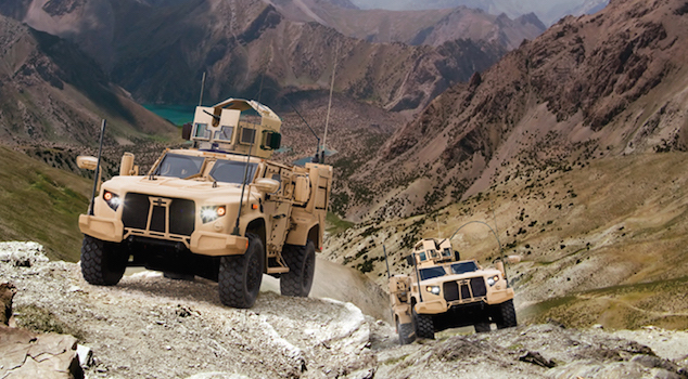 Oshkosh L-ATVs being trialled by US military in Afghanistan
