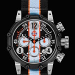 Racing watches BRM_BT12_46_Gulf_560