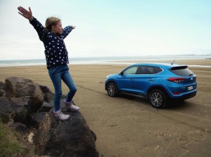 Kayla in Hyundai's 'Get Lost' advertising campaign