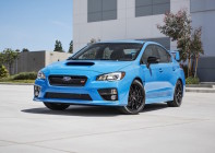 WRX STi Premium – Hyper Blue Limited Edition
