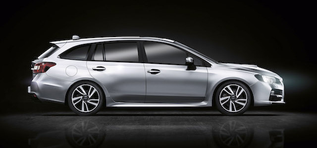 Subaru Levorg arrives in NZ mid 2016