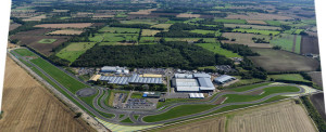 The Lotus test track and development centre