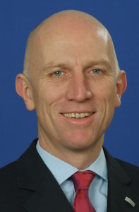 John Edwards, JLR's Special Operations director
