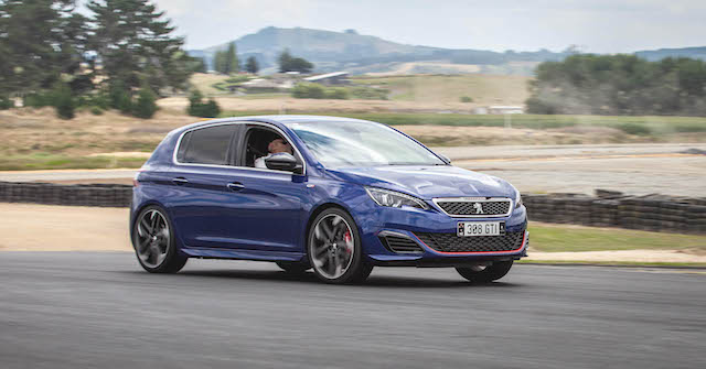 Automotive News Nz Peugeot S Latest Go Fast Hatchback Is A