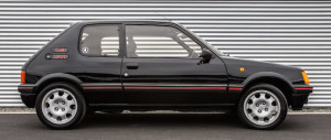 The 205 GTi of the 1980s