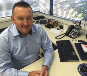 Subaru NZ managing director Wallis Dumper
