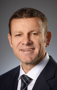 Ford Australia CEO Graeme Whickman