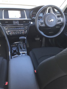 Optima's cabin design is particularly appealing