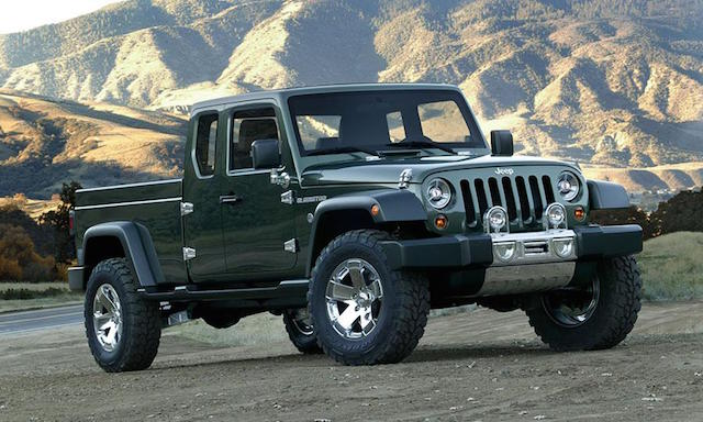 Automotive News Nz Jeep Wrangler Ute For With V6 Diesel