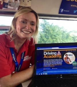 Young Driver director Kim Stanton