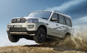 Mahindra Scorpio, the 'Adventure' variant