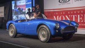 Shelby Cobra CSX 2000 takes to the stage