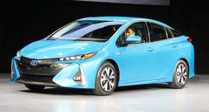 he 2017 Prius Prime hasn't yet been launched