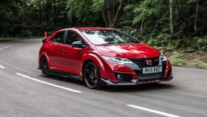 The current Civic Type R