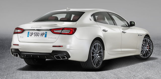 Automotive News NZ - Maserati adds new tech and extra oomph