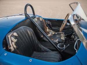 Shelby never attempted to restore his own Cobra