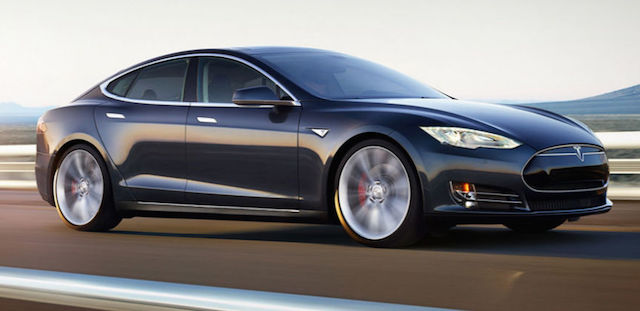 Tesla Model S, fastest sedan ever built, says company