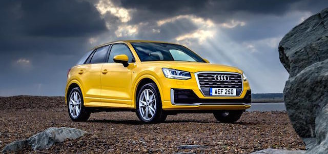 Highlights, Industry News, Latest News » Audi NZ Hits Road In Left Hook Q2.