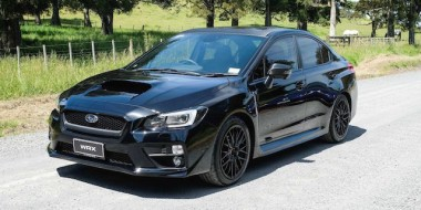 Subaru Black Edition WRX