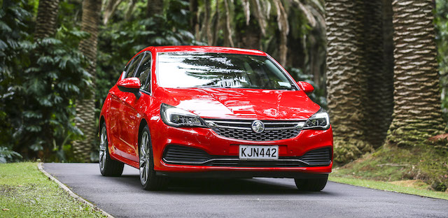 Holden New Zealand - Astra RSV 2017, 15 February 2017