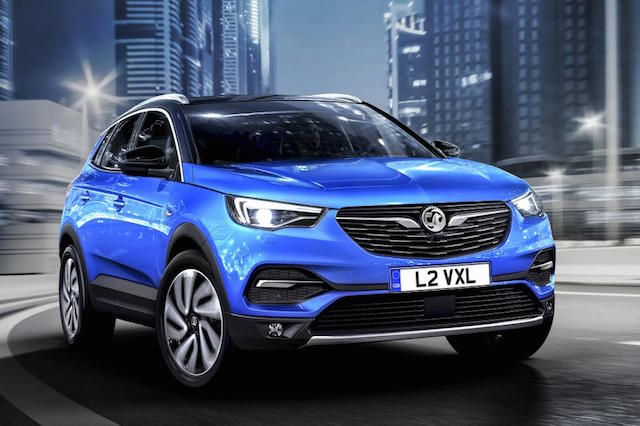 Opel Grandland X shares its platform with the C5 Aircross