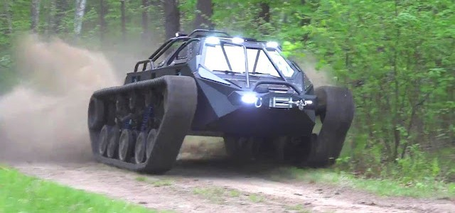 Ripsaw Ev2 For Sale >> Automotive News Nz Ripsaw Ev2 Reinvents All Terrain Role