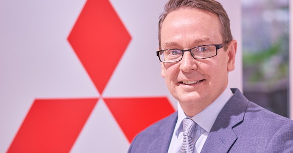 Warren Brown, the new CEO of Mitsubishi Motors NZ