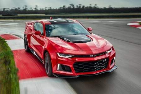 2018 Chevy Camaro New Review