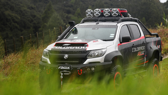 Holden Colorado ROX, 31 May 2019