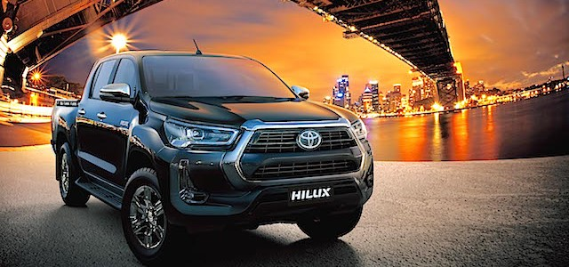 IMAGE_2020 Toyota Hilux has been globally revealed_international image shown copy